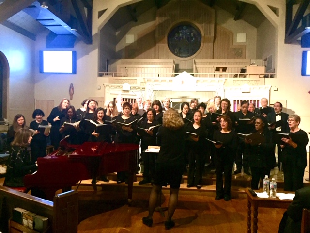 Queens Deanery #5's The Passion of Christ in Art & Music